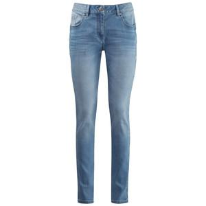 Damen Slim-Jeans mit Seitenstreifen