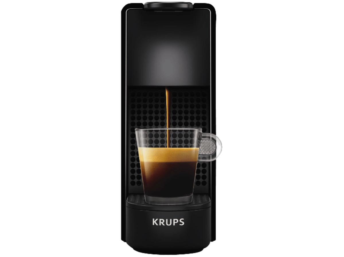 Bild 3 von KRUPS XN1108 Nespresso Essenza Mini Kapselmaschine, Schwarz