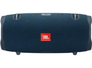 JBL Xtreme 2, Bluetooth Lautsprecher, Wasserfest, Blau