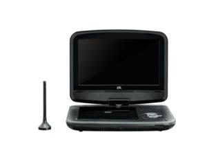 OK. OPD 920-T2, Tragbarer DVD-Player, 9 Zoll