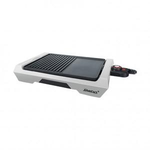 Steba Tischgrill VG 50 BBQ ,  2000 W, Antihaftplatte, Temperaturregler