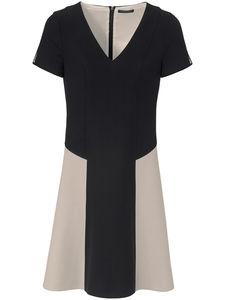 Kleid 1/2-Arm Strenesse mehrfarbig