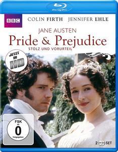Pride & Prejudice - Stolz und Vorurteil (1995) - Jane Austen [2 BRs]