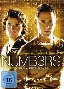 Numbers - Season 4 [5 DVDs]