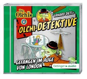 Olchi-Detektive 6 Gefangen Im