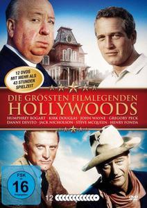 Die größten Filmlegenden Hollywoods [12 DVDs]