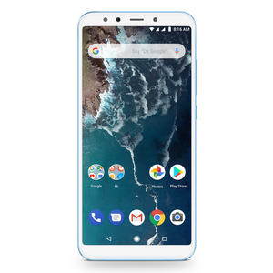 "Xiaomi Mi A2 64GB Dual-SIM Blau EU [15,22cm (5,99"") LCD Display, Android 8.1, 12+20MP Dual Hauptkamera]"