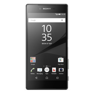 "Sony Xperia Z5 Premium 32GB Schwarz EU [13,9cm (5,5"") Display, Android 5.1, 23MP Hauptkamera]"