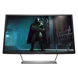 HP Pavilion Gaming 32 HDR - 81 cm (32 Zoll), VA-Panel, WQHD-Auflösung, HDR 600, AMD FreeSync, USB-Hub, DisplayPort