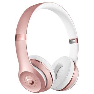 BEATS Solo3 Wireless Rose Gold - On-Ear Wireless Kopfhörer (Bluetooth, Akku für bis zu 40 Std., Mikrofon)