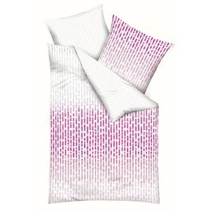 kaeppel Satin-Bettwäsche 135 x 200 cm in Pink