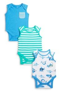 Body für Neugeborene, 3er-Pack
