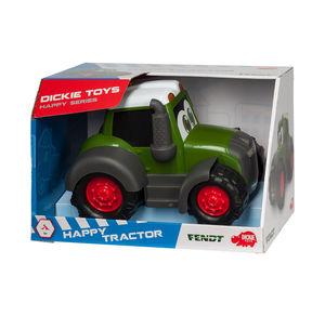 Dickie Happy Traktor mit großen Augen, ca. 25cm