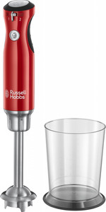 Russell Hobbs Retro Ribbon Red Stabmixer