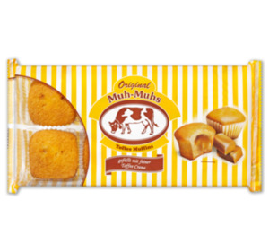 ORIGINAL MUH-MUHS Toffee-Muffins