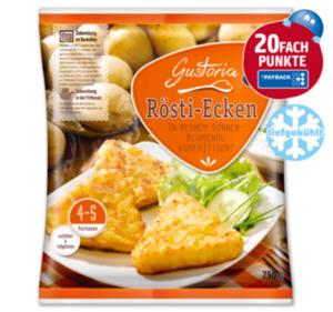 GUSTORIA Rösti-Ecken