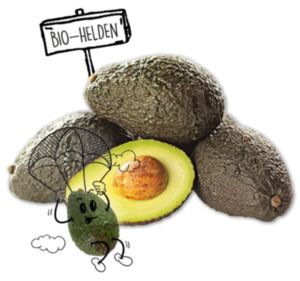 NATURGUT Bio-Avocado