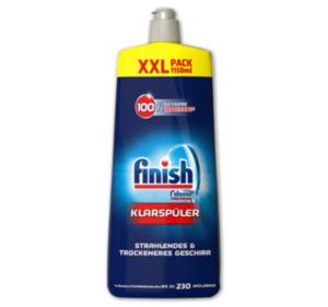 FINISH Spülmaschinenpflege