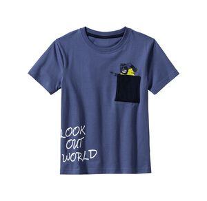 Kids Jungen-T-Shirt mit Brusttasche