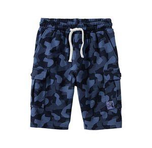 Kids Jungen-Bermudas im Camouflage-Design