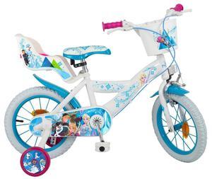 Toimsa Fahrrad 14 Zoll Eiskönigin