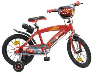 Toimsa Fahrrad 16 Zoll Disney Cars