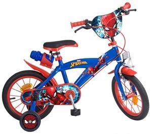 Toimsa Fahrrad 14 Zoll Spider-Man