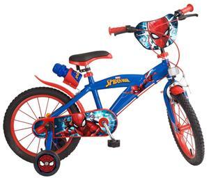 Toimsa Fahrrad 16 Zoll Spider-Man