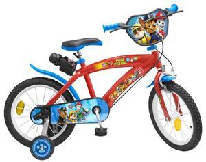 Toimsa Fahrrad 16 Zoll Paw Patrol