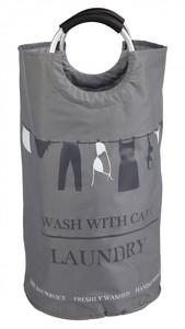 """Wäschetasche """"Wash with care"""""""