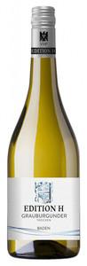 Baden Heitlinger Edition H Grauburgunder Qualitätswein VDP Gutswein, trocken