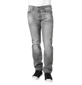 "Levi´s             Jeans ""501 Original Fit"", Regular Fit, Straight Leg, Used-Look"