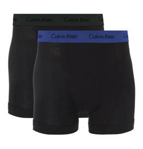 CALVIN KLEIN             Pants, 2er-Pack, Logo-Schriftzug, Classic Fit, Stretch
