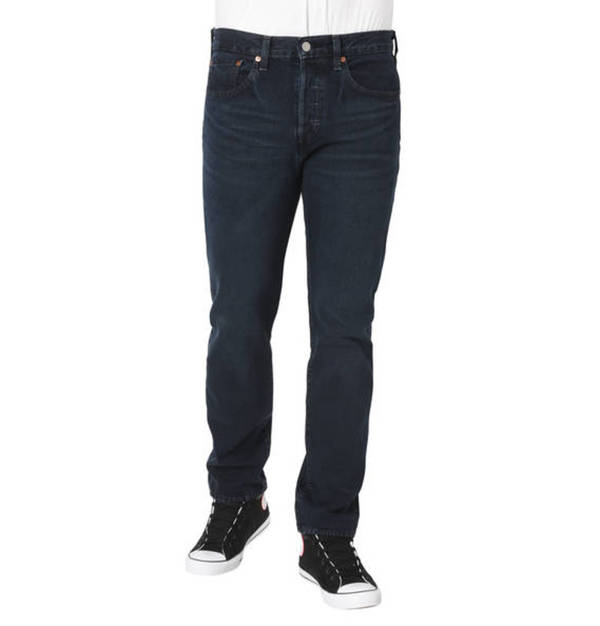 "Levi´s             Jeans ""501"", Slim Fit, Tapered Leg, Waschung"