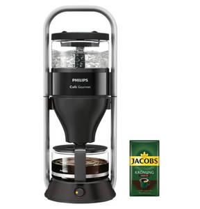 "Philips             Kaffeemaschine ""HD5408/29"", inklusive 500 Gramm Jacobs Krönung Kräftig"
