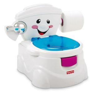 Fisher-Price Baby Gear - Meine erste Toilette