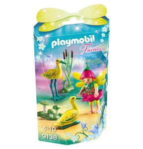 PLAYMOBIL®                Fairies                  Feenfreunde Störche 9138