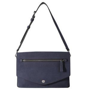 "ESPRIT             Handtasche ""Tori"", Lederimitat, große Klappe"