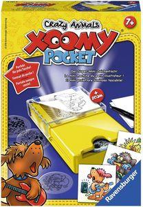 Ravensburger Malen und Basteln - XOOMY Pocket - Crazy Animals