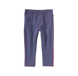 Liegelind Baby-Mädchen-Hose mit seitlichen Kontrast-Streifen