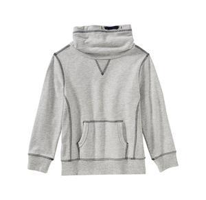 Kids Jungen-Sweatshirt mit modernen Ziernähten