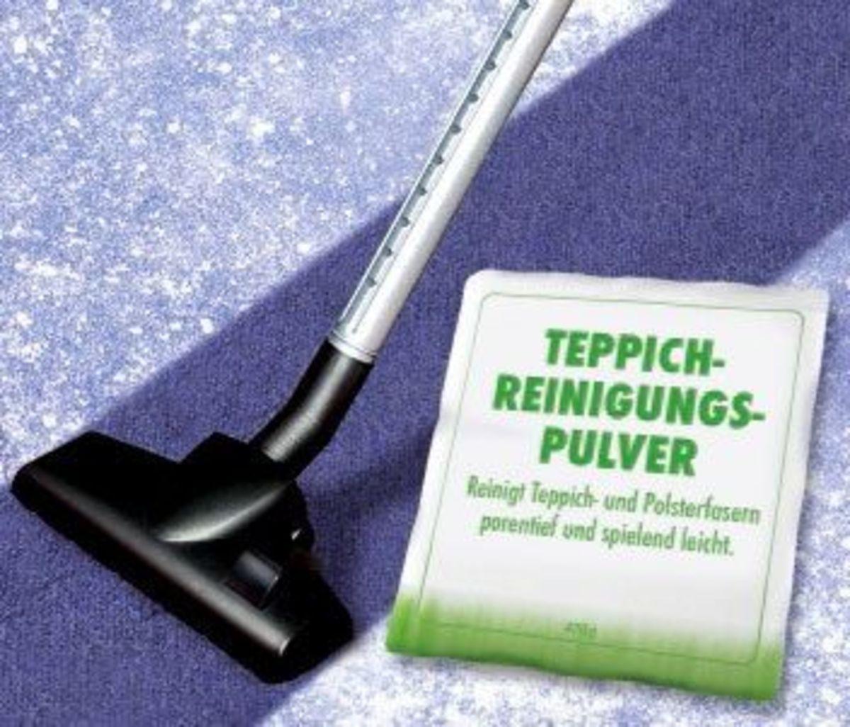Bild 3 von Teppich-Reinigungspulver