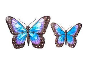"Wanddeko ""Schmetterling"", 2er-Set"