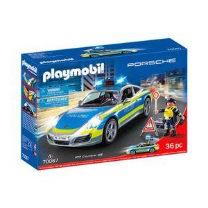 Playmobil®  PORSCHE 70067 Porsche 911 Carrera 4S Polizei