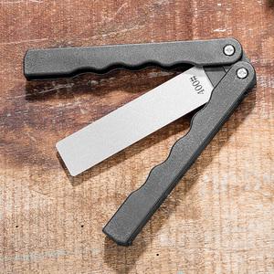 Kraft Werkzeuge Diamant-Messerschärfer klappbar