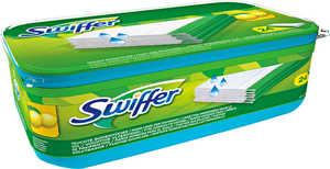 SWIFFER  Feuchte Bodenreinigungstücher