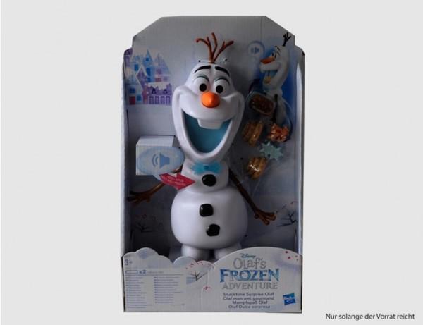 Hasbro Mampfspaß mit Olaf