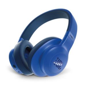 JBL E55BT Blau - Over-Ear - Bluetooth Kopfhörer mit Mikrofon