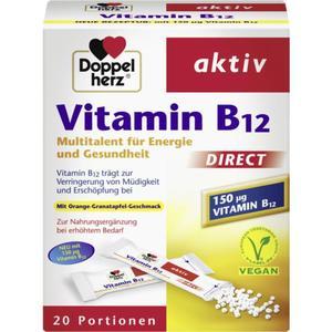 Doppelherz aktiv Vitamin B12 Direct 21.81 EUR/100 g
