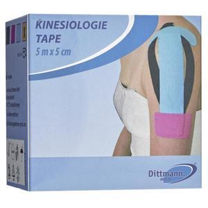 IDEENWELT Dittmann Kinesiologie Tape Rolle türkis 0.60 EUR/1 m